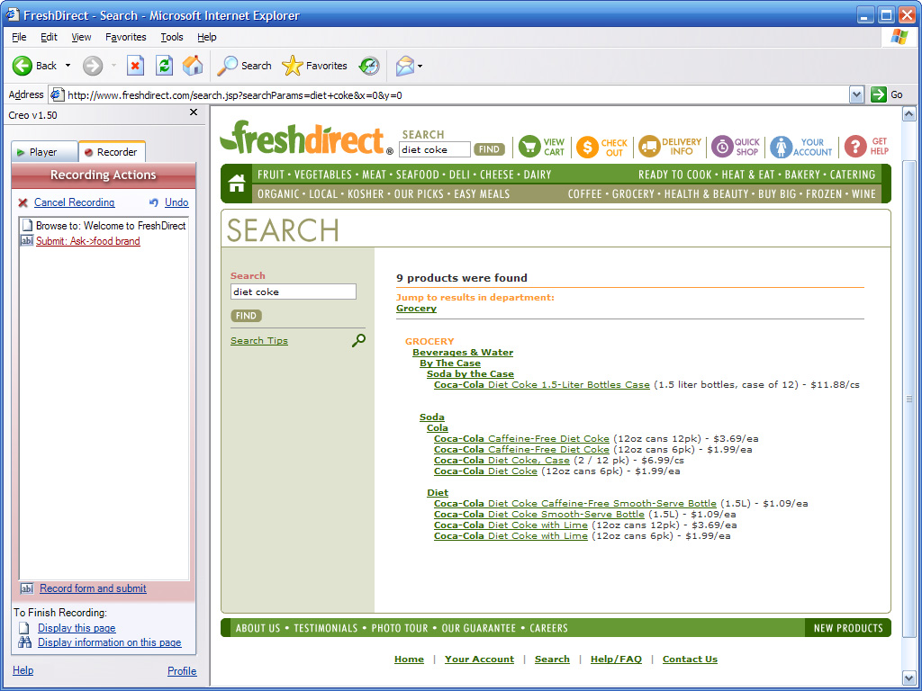 fresh direct case Freshdirect: is it really fresh case solution,freshdirect: is it really fresh case analysis, freshdirect: is it really fresh case study solution, introduction freshdirect was an online grocery store that was launched in the year 2001.