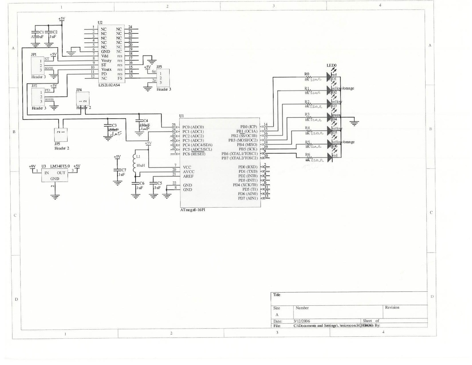 Electronic bubble level circuitry schematic pooptronica