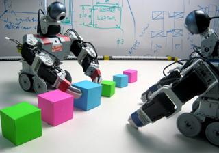 Robotic Social Discovery