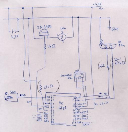 雷射投影機的製作 - BD7PA - BD7PAのアマチュア無線の専門誌