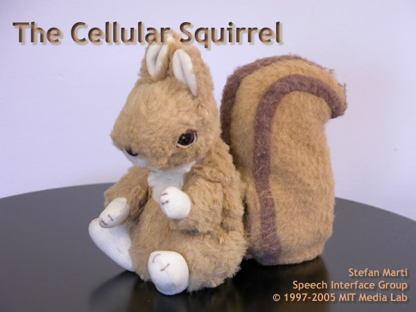 Cellular Squirrel